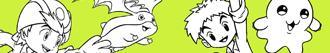 Digimon boyama
