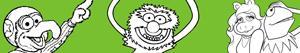 Muppet boyama