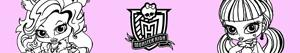 Monster High Baby boyama
